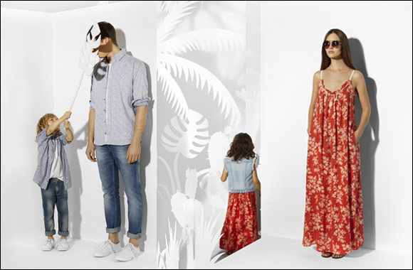 Discover Mango's new MINI ME Kids Collection