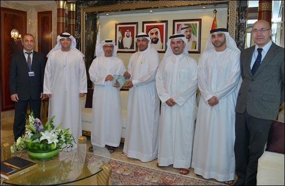 Dubai Customs bags Frost & Sullivan's EA Award 2015