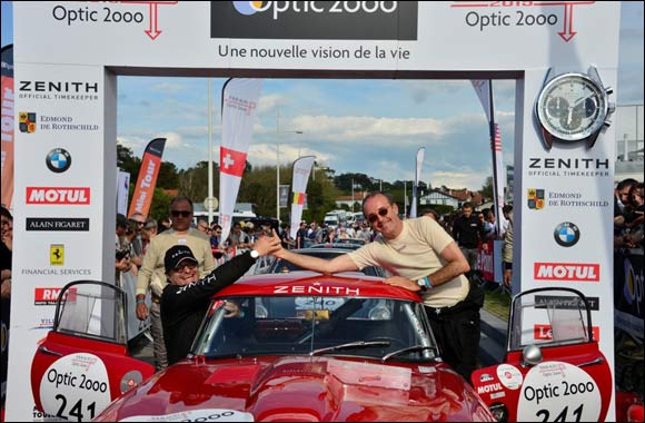 2015 Edition of the Tour Auto Optic 2ooo: Zenith at the Finish Line as Official Timekeeper!