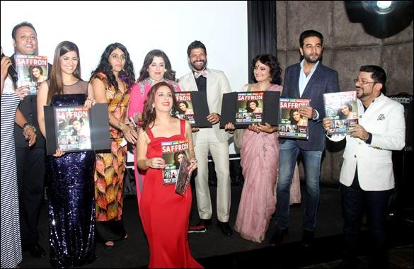Saffron – The Society Insider Magazine Launches in the UAE