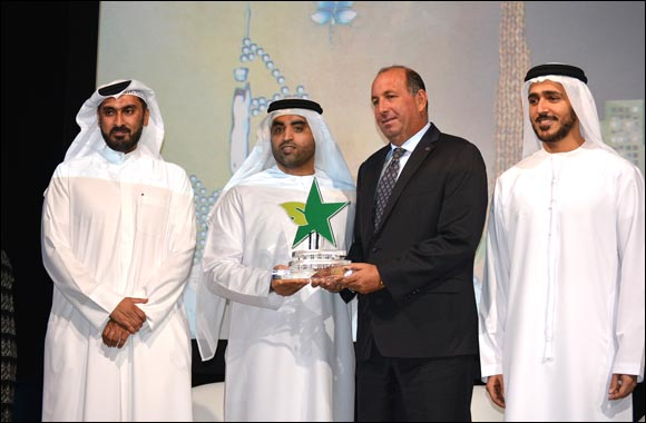 Rose Rayhaan by Rotana receives 'Most improved hotel in sustainability practices' in Dubai Green Tourism Award 2014