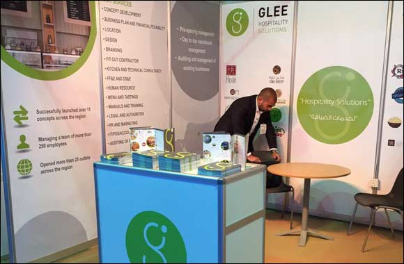 Glee Hospitality Solutions Exhibits at The Hotel Show Saudi Arabia 2015