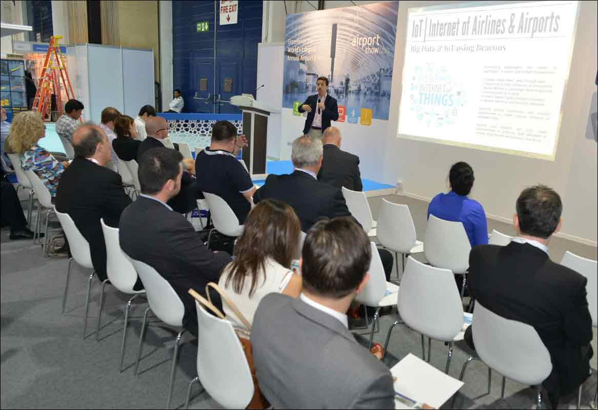 Cutting-edge technologies launched at Airport Show