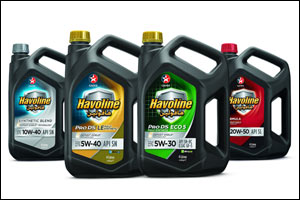 Chevron Al Khalij provides locally-blended Premium Havoline� Engine Oil Products for the GCC and Mid ...