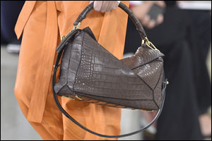 LOEWE - The Iconic PUZZLE Bag Spring Summer 2015