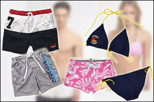 Get trendy for the beach with Superdry's latest beachwear collection