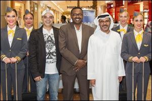 Twenty-four Winners Take off in Style �Like Never Before' Thanks to Sahara Centre