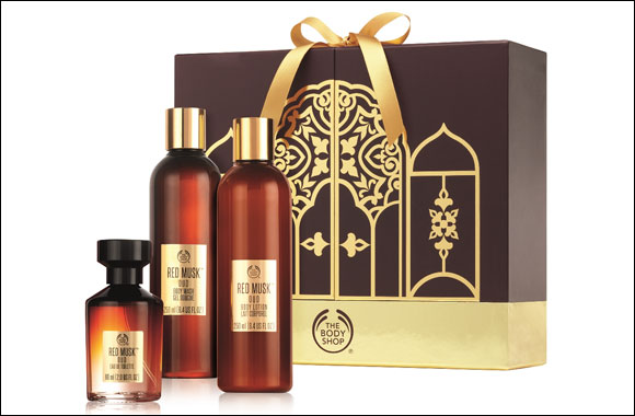 Ramadan at The Body Shop open the gates to a better future