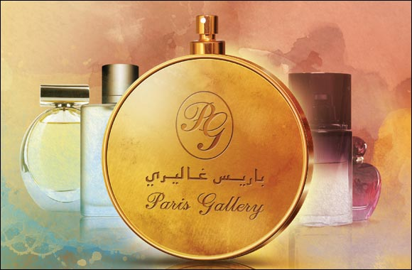 It's a Golden Scentsation at Paris Gallery this June